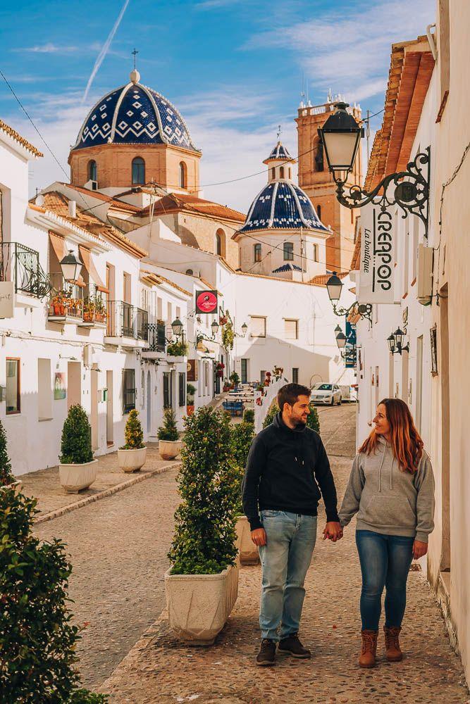Qué ver en Comunidad Valenciana Altea