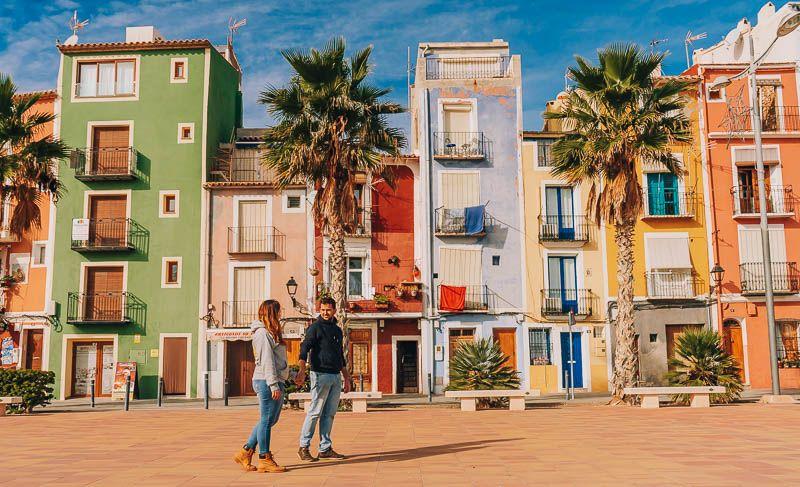 Qué ver en Comunidad Valenciana Villajoyosa
