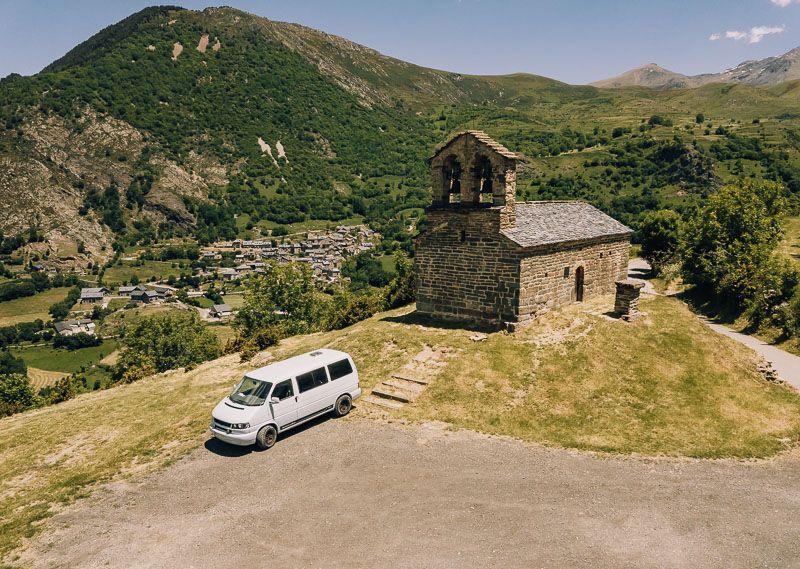 Ermita Sant Quirc de Durro