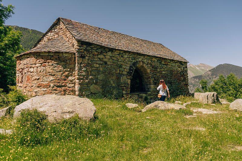 Ermita Sant Quirc de Taüll