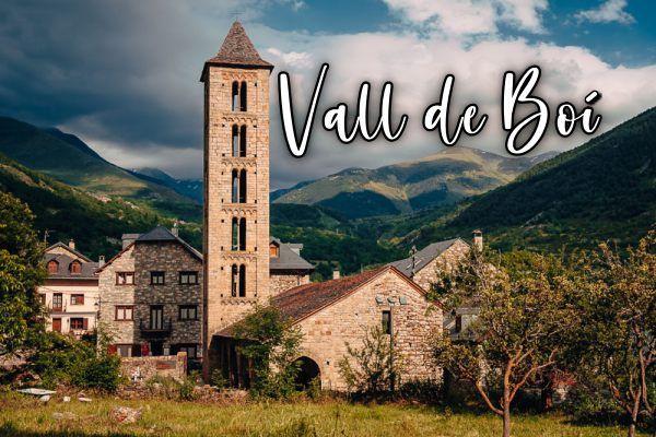 La Vall de Boí qué visitar