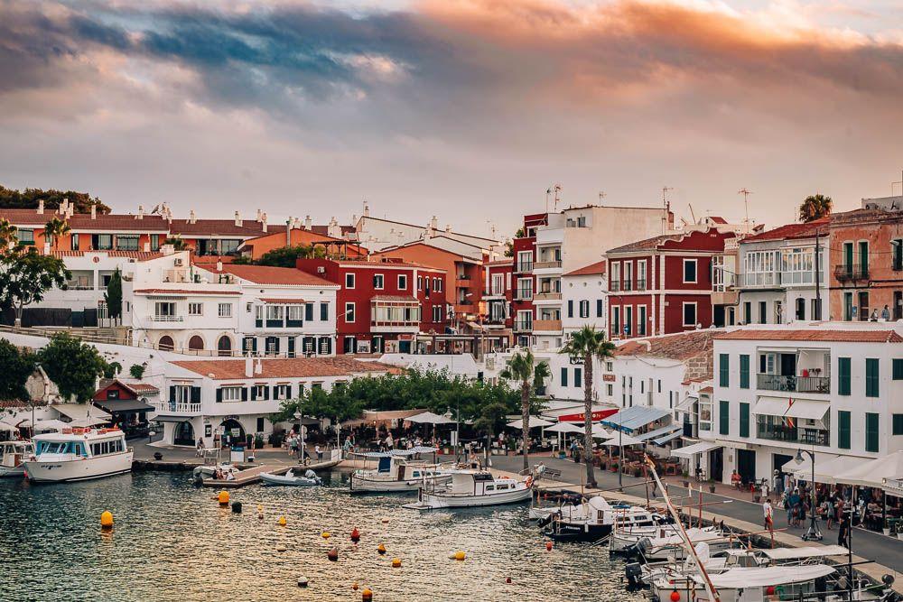 cales fonts Menorca pueblos y ciudades que visitar