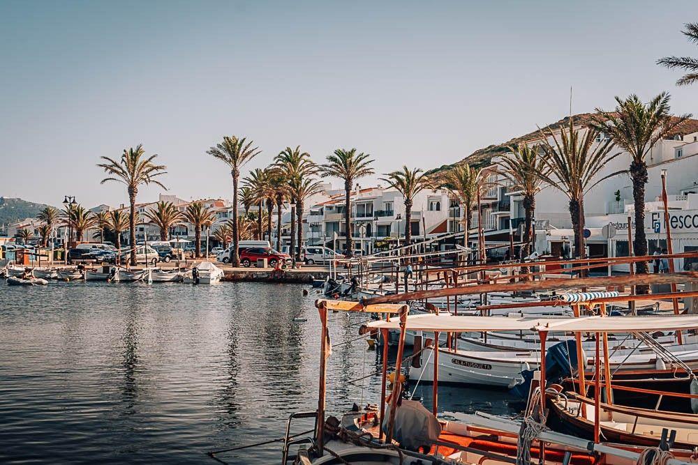fornells Menorca pueblos y ciudades que visitar