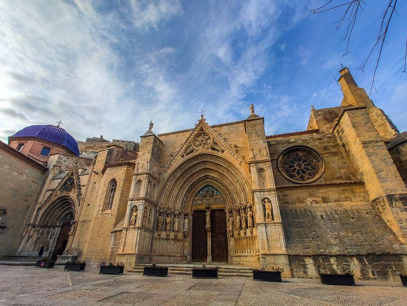 Basílica Arciprestal de Santa María la Mayor morella