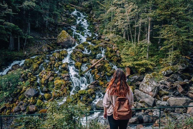 cascada vall d'aran Es Uelhs deth Joeu