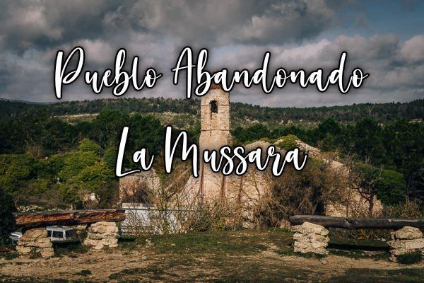 La Mussara pueblo abandonado misterioso en Tarragona