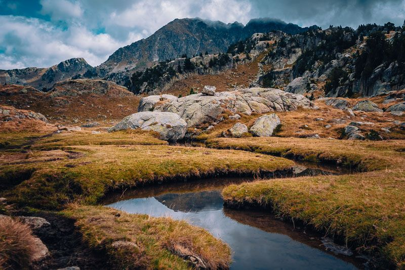 siete lagos vall d'aran