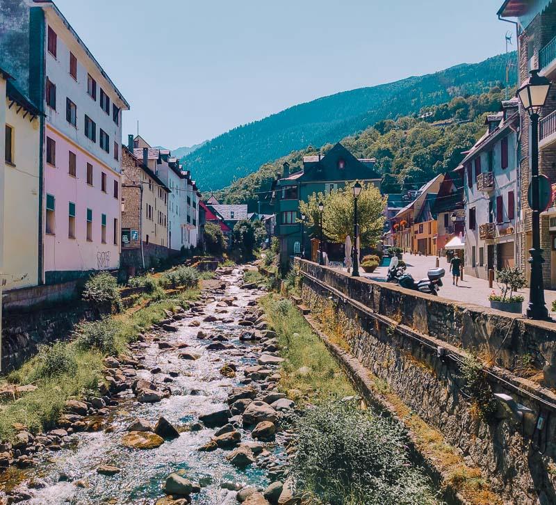 vielha - Qué ver en la Vall d'Aran